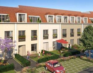 Achat / Vente programme immobilier neuf Moissy-Cramayel cœur de ville (77550) - Réf. 3332