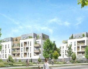 Achat / Vente programme immobilier neuf Moissy-Cramayel écoquartier l'Arboretum de Chanteloup (77550) - Réf. 5475