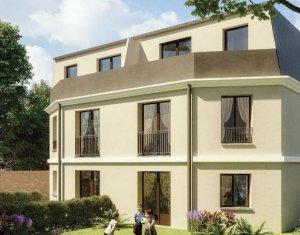 Achat / Vente programme immobilier neuf Montesson à 7 minutes en voiture du RER A (78360) - Réf. 4441
