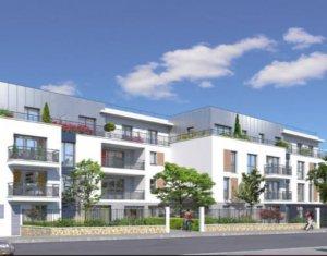 Achat / Vente programme immobilier neuf Montesson cœur centre-ville (78360) - Réf. 3374
