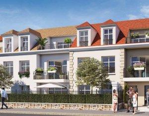 Achat / Vente programme immobilier neuf Montesson proche Paris (78360) - Réf. 1700