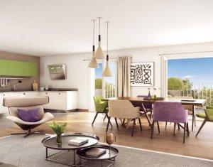 Achat / Vente programme immobilier neuf Montesson quartier résidentiel (78360) - Réf. 4536