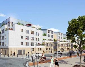 Achat / Vente programme immobilier neuf Montévrain Eco-Quartier (77144) - Réf. 1334