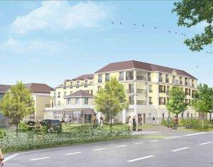 Achat / Vente programme immobilier neuf Montévrain proche commerces (77144) - Réf. 3204
