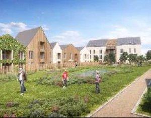 Achat / Vente programme immobilier neuf Montévrain proche de la gare (77144) - Réf. 2855