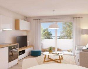 Achat / Vente programme immobilier neuf Montfermeil centre-ville (93370) - Réf. 5228