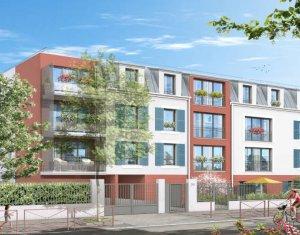 Achat / Vente programme immobilier neuf Montfermeil proche centre (93370) - Réf. 3215