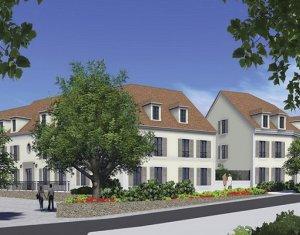 Achat / Vente programme immobilier neuf Montfort-L'amaury face école Saint-Louis (78490) - Réf. 1270