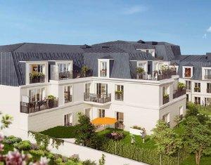 Achat / Vente programme immobilier neuf Montgeron à 2 minutes du RER D (91230) - Réf. 2398