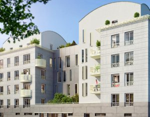 Achat / Vente programme immobilier neuf Montigny-le-Bretonneux proche du RER C (78180) - Réf. 1852