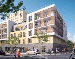 Achat / Vente programme immobilier neuf Montmagny dans le nouveau cœur de ville (95360) - Réf. 1963