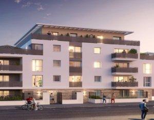 Achat / Vente programme immobilier neuf Montmagny proche transilien H (95360) - Réf. 5452