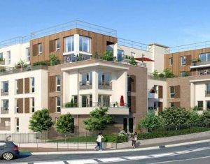 Achat / Vente programme immobilier neuf Montmorency proche des commodités (95160) - Réf. 822
