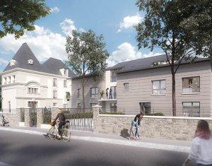 Achat / Vente programme immobilier neuf Montmorency quartier de la Châtaigneraie (95160) - Réf. 1534