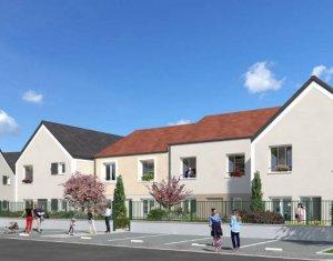 Achat / Vente programme immobilier neuf Morangis - Belles maisons proche transports et bassin d'emploi (91420) - Réf. 5232