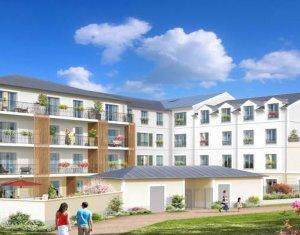 Achat / Vente programme immobilier neuf Morangis proche centre (91420) - Réf. 2777