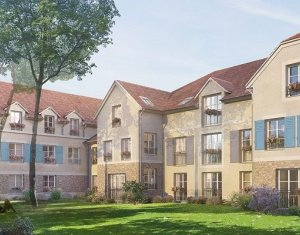 Achat / Vente programme immobilier neuf Mours proche l'Isle Adam prestations premium (95260) - Réf. 867