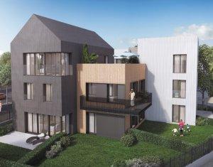 Achat / Vente programme immobilier neuf Nanterre proche centre-ville (92000) - Réf. 2769