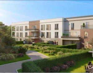 Achat / Vente programme immobilier neuf Nanteuil-lès-Meaux proche centre-ville (77100) - Réf. 3082