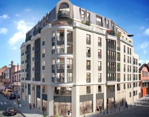 Achat / Vente programme immobilier neuf Neuilly plaisance boulevard Gallieni (93360) - Réf. 3402