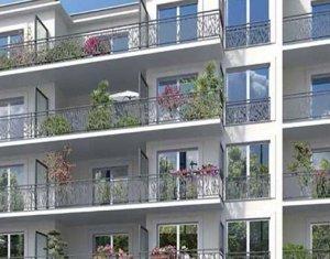 Achat / Vente programme immobilier neuf Neuilly-Plaisance Hyper centre, accès aux gares Rosny-sous-Bois et Neuilly Plaisance par le bus en quelques minutes (93360) - Réf. 609