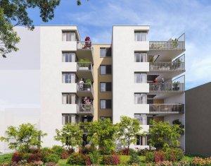 Achat / Vente programme immobilier neuf Neuilly-Plaisance proche des bords de Marne (93360) - Réf. 6262