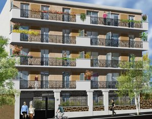 Achat / Vente programme immobilier neuf Neuilly-Plaisance proche marché couvert (93360) - Réf. 1461