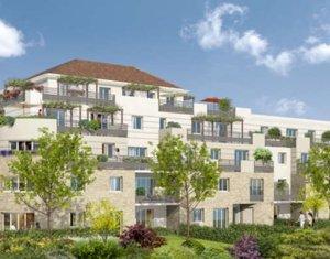 Achat / Vente programme immobilier neuf Neuilly-Plaisance proche Parc des Coteaux d'Avron (93360) - Réf. 1205