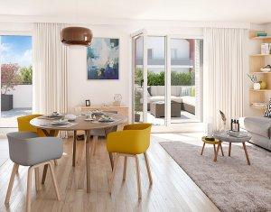 Achat / Vente programme immobilier neuf Neuilly-sur-Marne  Parc Maison Blanche (93330) - Réf. 3454