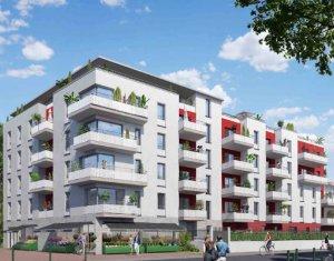 Achat / Vente programme immobilier neuf Neuilly-sur-Marne proche bords de Marne (93330) - Réf. 6211