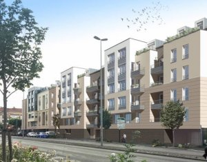 Achat / Vente programme immobilier neuf Neuilly-sur-Marne proche centre (93330) - Réf. 3776
