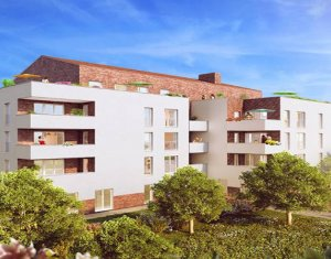 Achat / Vente programme immobilier neuf Neuilly-sur-Marne proche parc (93330) - Réf. 3880