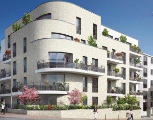 Achat / Vente programme immobilier neuf Neuville-Plaisance hypercentre (93360) - Réf. 2979