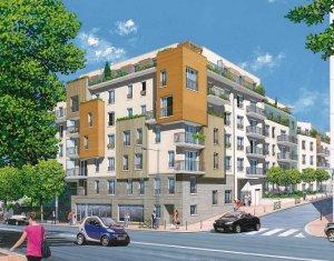 Achat / Vente programme immobilier neuf Nogent-sur-Marne 500 mètres centre-ville (94130) - Réf. 1924