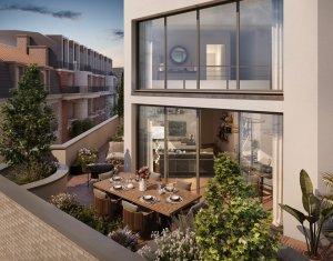 Achat / Vente programme immobilier neuf Nogent-sur-Marne au coeur de ville (94130) - Réf. 5962