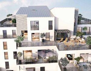 Achat / Vente programme immobilier neuf Nogent-sur-Marne proche Paris (94130) - Réf. 651