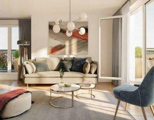 Achat / Vente programme immobilier neuf Nogent-sur-Marne proche RER A (94130) - Réf. 4249