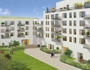 Achat / Vente programme immobilier neuf Noisiel proche RER (77186) - Réf. 3734