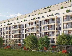 Achat / Vente programme immobilier neuf Noisiel quartier Luzard (77186) - Réf. 3941