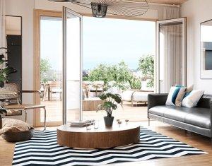 Achat / Vente programme immobilier neuf Noisy-le-Grand bords de Marne (93160) - Réf. 3872