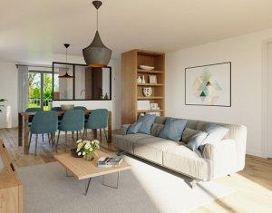 Achat / Vente programme immobilier neuf Noisy-le-Grand éco-quartier Île de la Marne (93160) - Réf. 4919