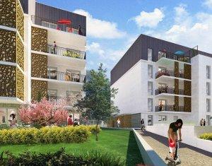 Achat / Vente programme immobilier neuf Noisy-le-Grand Les Richardets (93160) - Réf. 3865