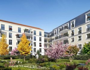 Achat / Vente programme immobilier neuf Noisy-le-Grand proche centre aquatique (93160) - Réf. 2643