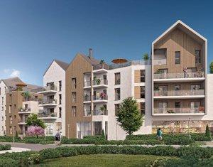 Achat / Vente programme immobilier neuf Noisy-le-Grand proche des bords de Marne (93160) - Réf. 6266