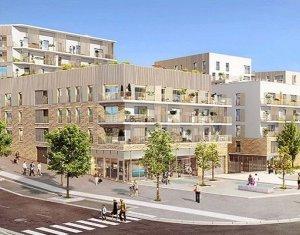 Achat / Vente programme immobilier neuf Noisy-le-Grand quartier Maille Horizon Nord (93160) - Réf. 1789