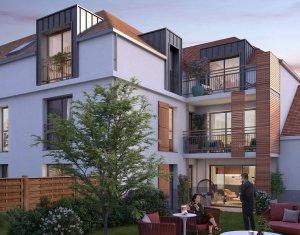 Achat / Vente programme immobilier neuf Noisy-le-Roi proche futur tram T13 (78590) - Réf. 6102