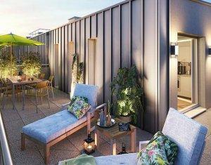 Achat / Vente programme immobilier neuf Noisy-le-Sec proche de Paris (93130) - Réf. 4298