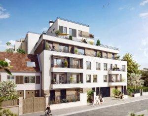 Achat / Vente programme immobilier neuf Noisy-le-Sec quartier pavillonnaire (93130) - Réf. 2619