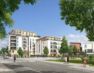 Achat / Vente programme immobilier neuf Orly proche Plaine de jeux d'Orly (94310) - Réf. 2310