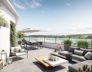 Achat / Vente programme immobilier neuf Ormesson-sur-Marne proche Lac du Grand Val (94490) - Réf. 6175